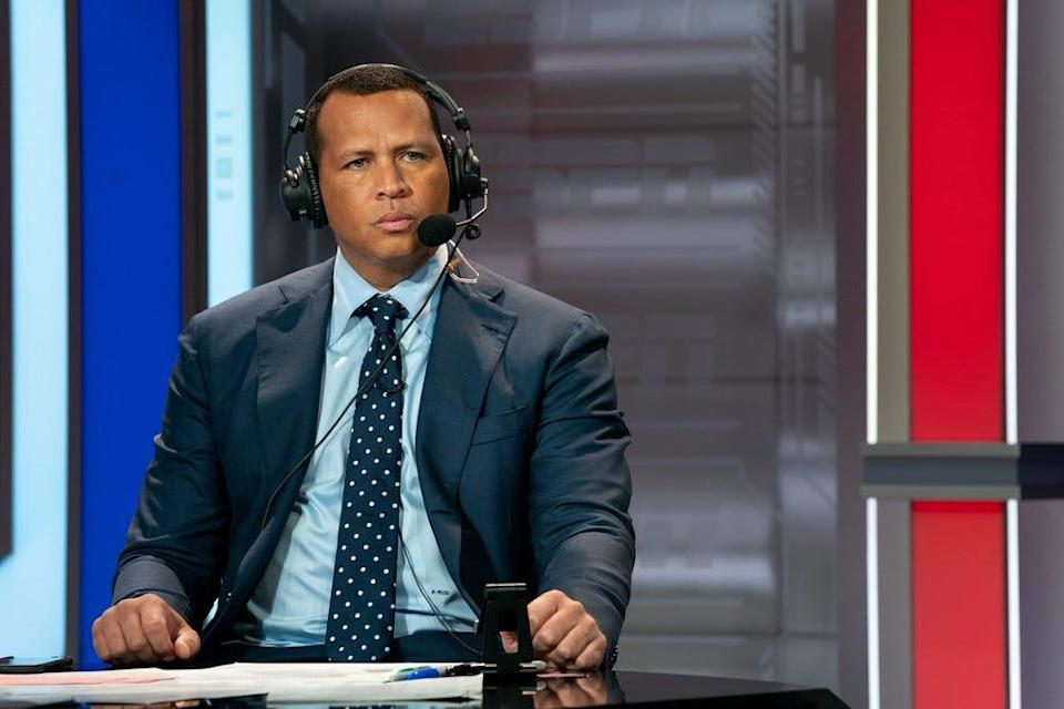Alex Rodriguez joined the broadcast team of Sunday Night Baseball before the 2018 season.