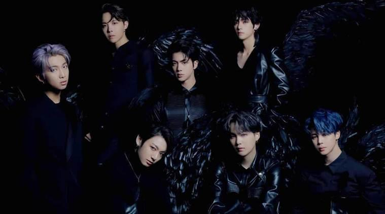 BTS new song