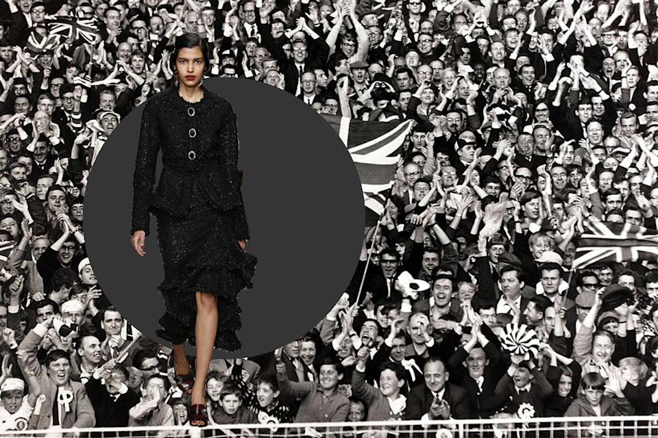 <p>Black is a mysterious colour associated with power, elegance and formality.</p>