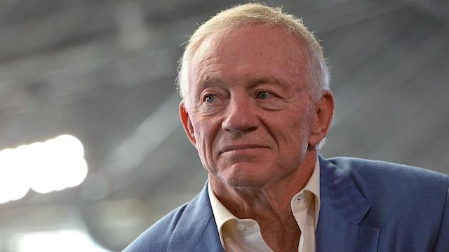 Jerry Jones has been disappointed with Roger Goodell's handling of Cowboys running back Ezekiel Elliott.