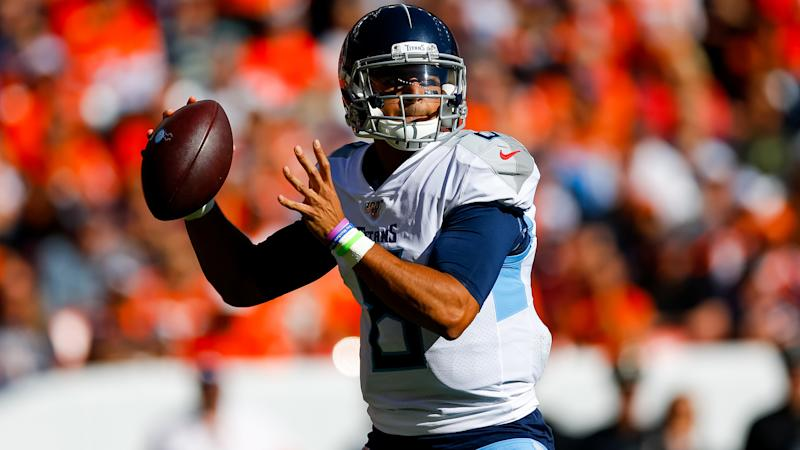 Marcus Mariota, Raiders reportedly close to a deal