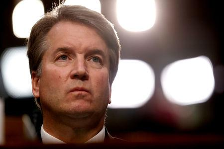 New Kavanaugh accuser claims Supreme Court nominee aided in gang rapes