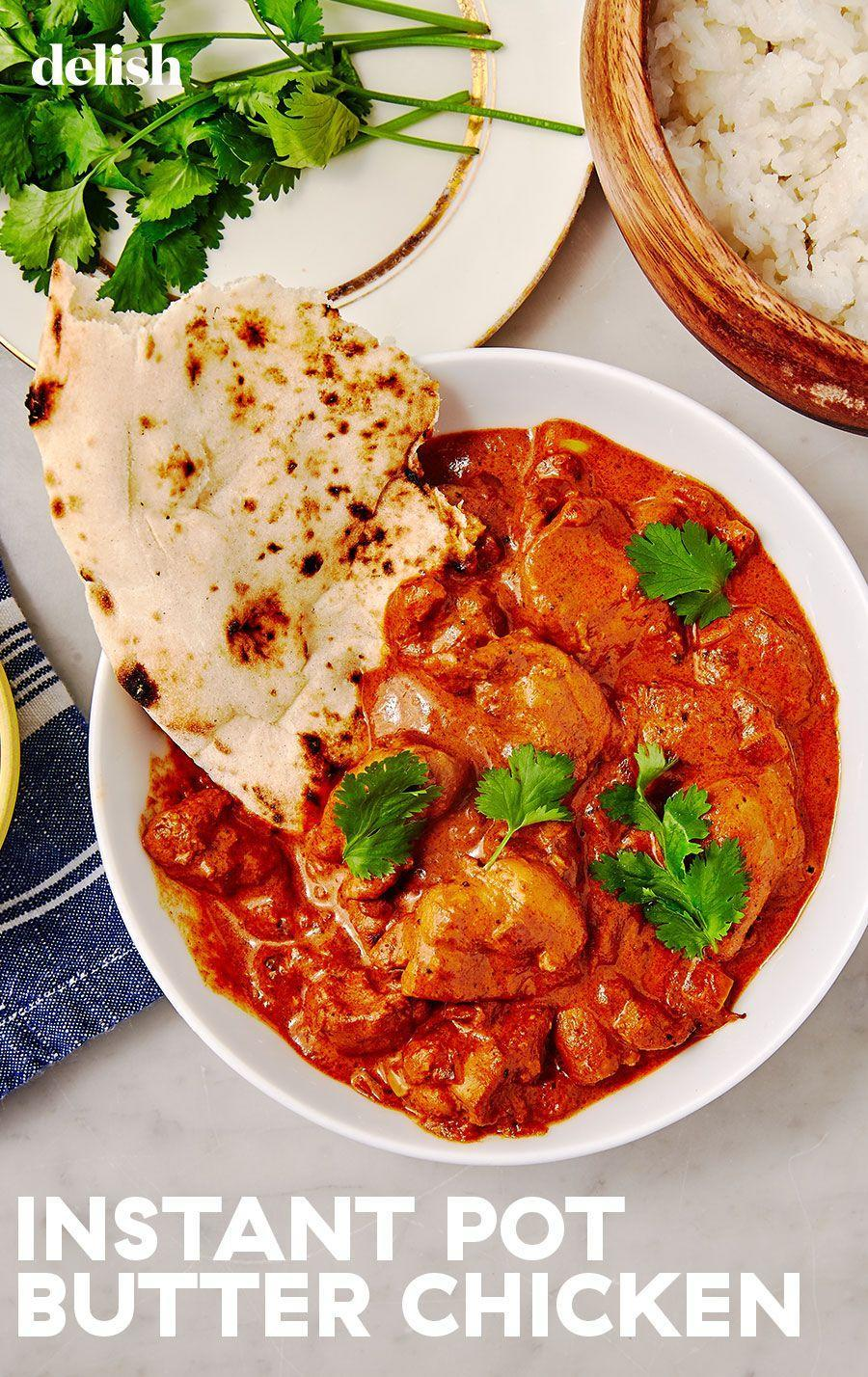"""<p>Make it faster than takeout.</p><p>Get the recipe from <a href=""""https://www.delish.com/cooking/recipe-ideas/a29859055/instant-pot-butter-chicken-recipe/"""" rel=""""nofollow noopener"""" target=""""_blank"""" data-ylk=""""slk:Delish"""" class=""""link rapid-noclick-resp"""">Delish</a>.</p>"""