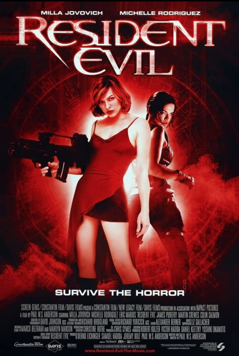 "<p>Of all the <em>Resident Evil</em> films, it's the first that strikes all the right nostalgia vibes—and provides some actual horror and ass kicking. Michelle Rodriguez and Milla Jovovich are perfect. It won't get any better than this, but, oh boy, will it try for the next two decades.</p><p><a class=""link rapid-noclick-resp"" href=""https://www.amazon.com/Resident-Evil-Milla-Jovovich/dp/B008Y6SA36/ref=sr_1_4?dchild=1&keywords=Resident+Evil&qid=1617721736&s=instant-video&sr=1-4&tag=syn-yahoo-20&ascsubtag=%5Bartid%7C2139.g.36026663%5Bsrc%7Cyahoo-us"" rel=""nofollow noopener"" target=""_blank"" data-ylk=""slk:STREAM IT HERE"">STREAM IT HERE</a></p>"