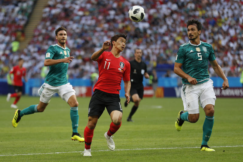 Germany Fails To Advance Out Of Group Stage For First Time