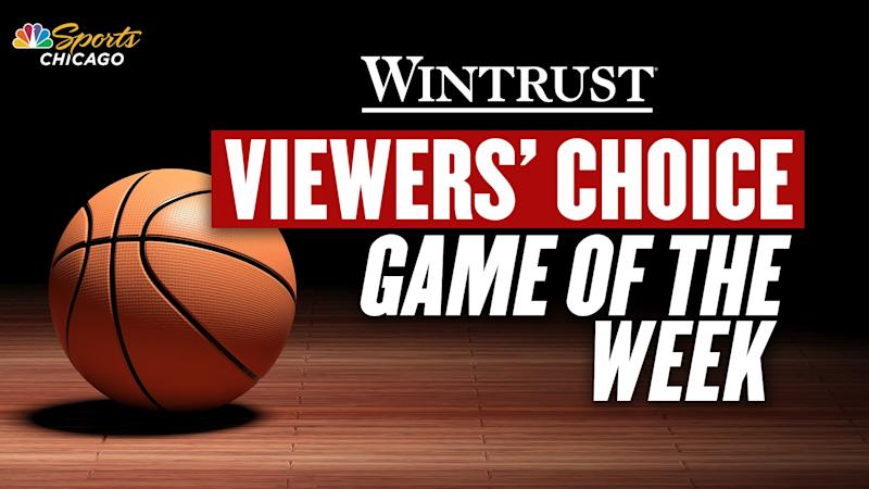VOTE: Viewers' Choice Game of the Week