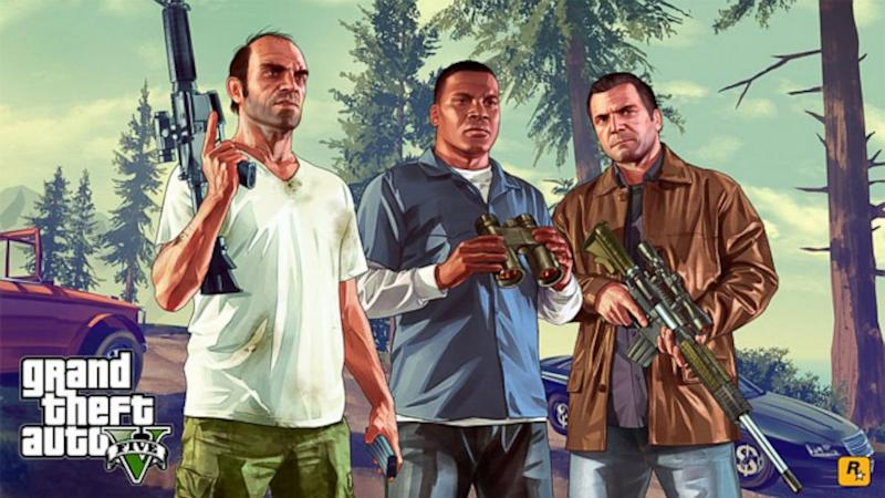 GTA V Launches: What The Latest Game in the Grand Theft Auto Series Does Differently