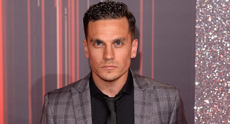 """Aaron Sidwell has said he was threatened by a """"kid"""" with a """"breadknife"""". (Photo by Jeff Spicer/Getty Images)"""