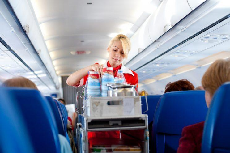 Many airlines have brought back free drinks on domestic flights and free alcoholic beverages on international flights.