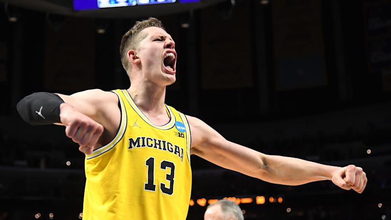 NBA Draft 2018: Moe Wagner to leave Michigan a year early