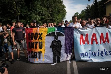 First Pride Parade in Bialystok