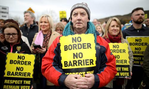 """None of the options proposed as a solution to keeping the Irish border looks workable. The question, set less by Brussels than the logic of Brexit, is how the UK government can in one move leave the European union's single market and customs while also maintaining the flow of trade and people on its one land border with the bloc in Ireland The fact that the existence of the land border in question cost more than 3,600 lives over 30 years led to the British government in December 2017 restating its commitment to avoid """"a hard border, including any physical infrastructure or related checks and controls"""". Avoiding a backdoor for smugglers into the single market is additionally regarded as essential by Dublin and the European commission, as is avoiding crippling extra bureaucracy on Irish businesses. The so-called Irish backstop in the 585-page withdrawal agreement – to remain in place """"unless and until"""" an alternative solution for keeping the border open is found – offers one solution by doing two key things. First, Northern Ireland stays within the EU's regulatory regime, and under direct jurisdiction of the European court of justice, so as to allow a single market for goods on the island of Ireland. Second, the whole of the UK shares a customs territory with the EU to avoid any checks on goods both between the Republic of Ireland and Northern Ireland, and Northern Ireland and the rest of the United Kingdom. But rejected three times by the Commons on the grounds that the UK could be tied into the backstop indefinitely, leaving the government unable to sign its own comprehensive trade deals, the withdrawal agreement is said by Boris Johnson, still the frontrunner in the Tory leadership battle, to be """"defunct"""". What is the alternative? In recent days, Johnson has suggested that the EU and UK could give themselves more time to work on the problem by relying on """"Gatt 24 or whatever it happens to be"""" to provide for a """"standstill in our current arrangements"""". Under article """