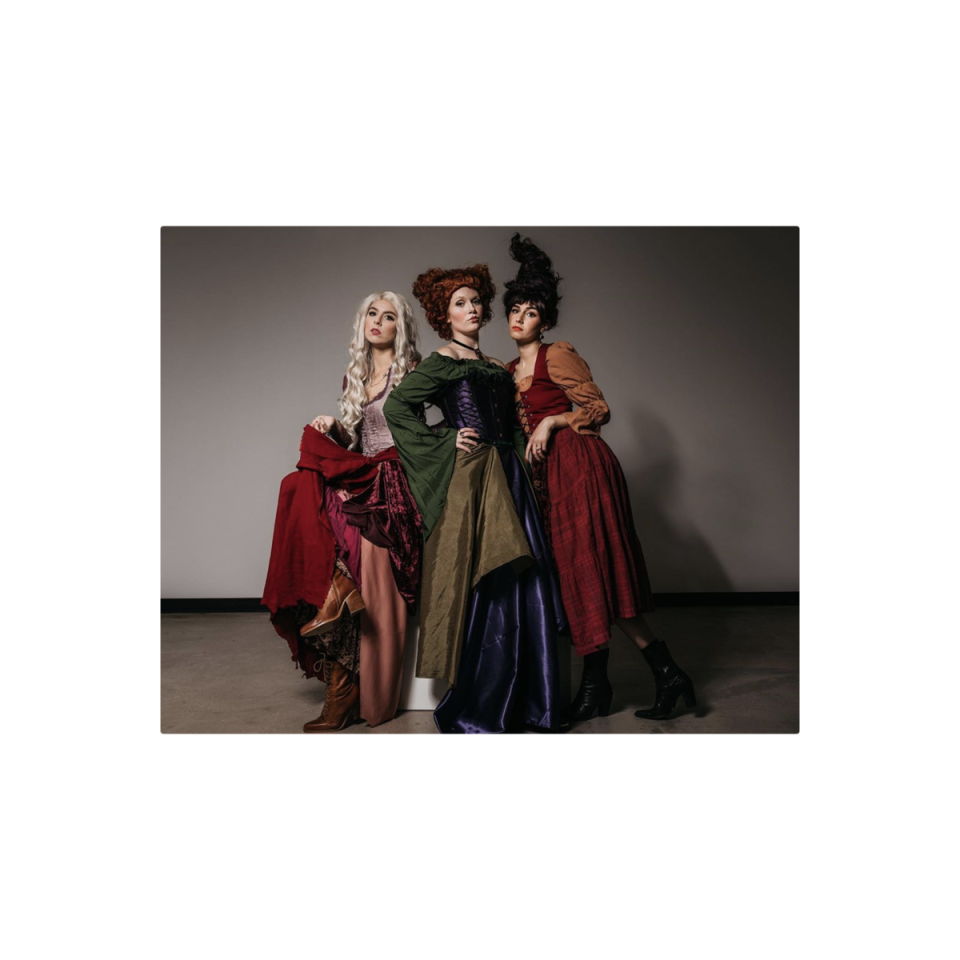 """<p>Scour your local vintage store for full skirts, billowy blouses, and corsets. Before heading to the costume party, top your finds with the right wig. </p><p><a class=""""link rapid-noclick-resp"""" href=""""https://www.instagram.com/p/B4SpZ3vHIkC/"""" rel=""""nofollow noopener"""" target=""""_blank"""" data-ylk=""""slk:SEE MORE"""">SEE MORE</a></p><p><a class=""""link rapid-noclick-resp"""" href=""""https://www.amazon.com/Anogol-Cosplay-Short-Synthetic-Costume/dp/B07D5X6RCF/?tag=syn-yahoo-20&ascsubtag=%5Bartid%7C10072.g.33547559%5Bsrc%7Cyahoo-us"""" rel=""""nofollow noopener"""" target=""""_blank"""" data-ylk=""""slk:SHOP WIG"""">SHOP WIG</a></p>"""