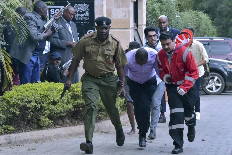 Kenya has borne the brunt of a string of attacks by Al-Shabaab -- in January, 21 people were killed in a brazen assault on a hotel and office complex in Nairobi