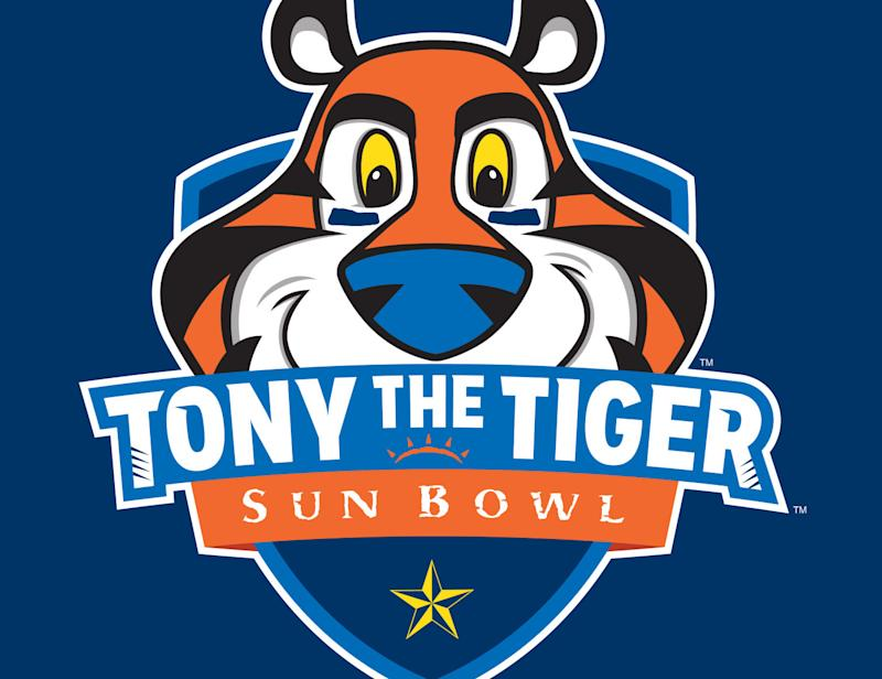 This is an actual bowl game logo. (via the Sun Bowl)