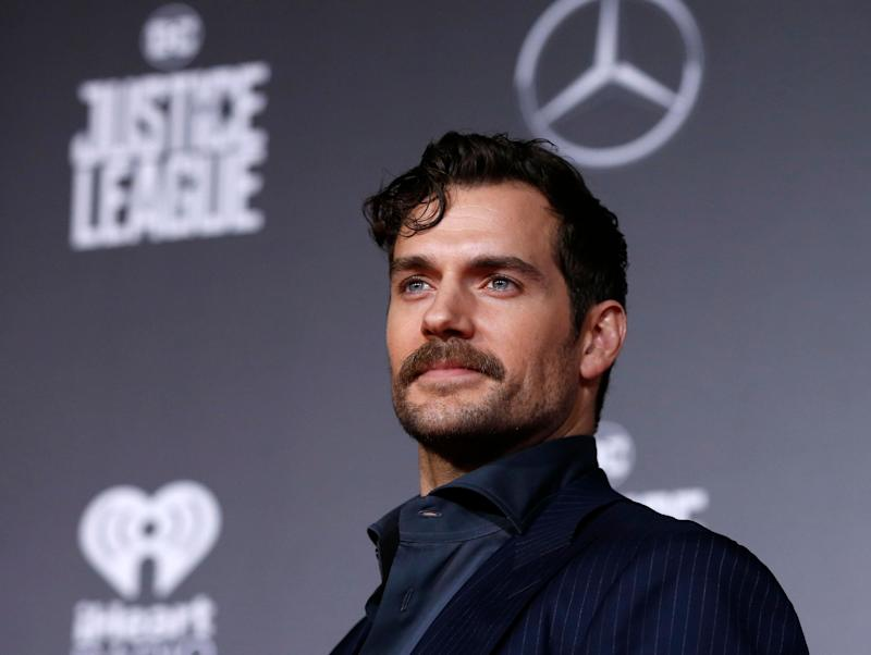 Henry Cavill spoke to GQ Australia about the Me Too movement. (Photo: Mario Anzuoni/Reuters)
