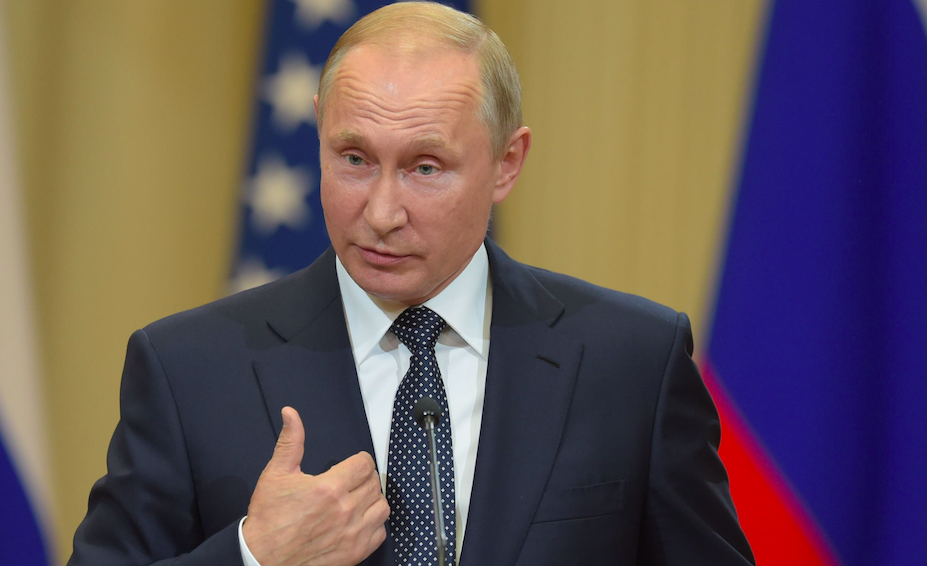 <em>The UK Security Minister said Vladimir Putinbore responsibility for the actions of his administration (Rex)</em>