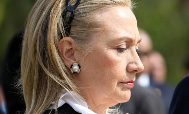 Secretary of State Hillary Clinton's concussion has taken a worrisome turn.