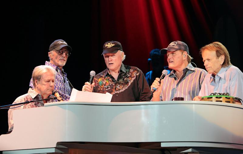 The band has only been nominated for four Grammys in their career, three of which were for Good Vibrations, while the other was for Kokomo. And while they still don't have any wins (not even for Pet Sounds), they were awarded with an honorary Grammy for Lifetime Achievement in 2011.