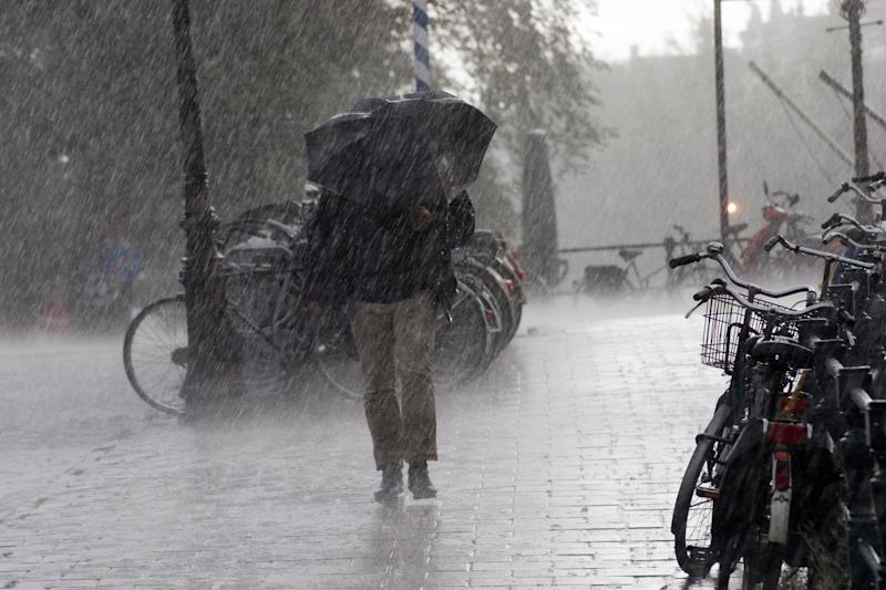 Britons should prepare to get their umbrellas or brollies out (Getty Images/iStockphoto)