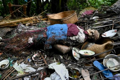 Unlike many in the rest of Hindu-majority Bali, the Trunyanese -- who fuse animist beliefs and traditional village customs with their own interpretation of Hinduism -- do not bury or cremate their dead