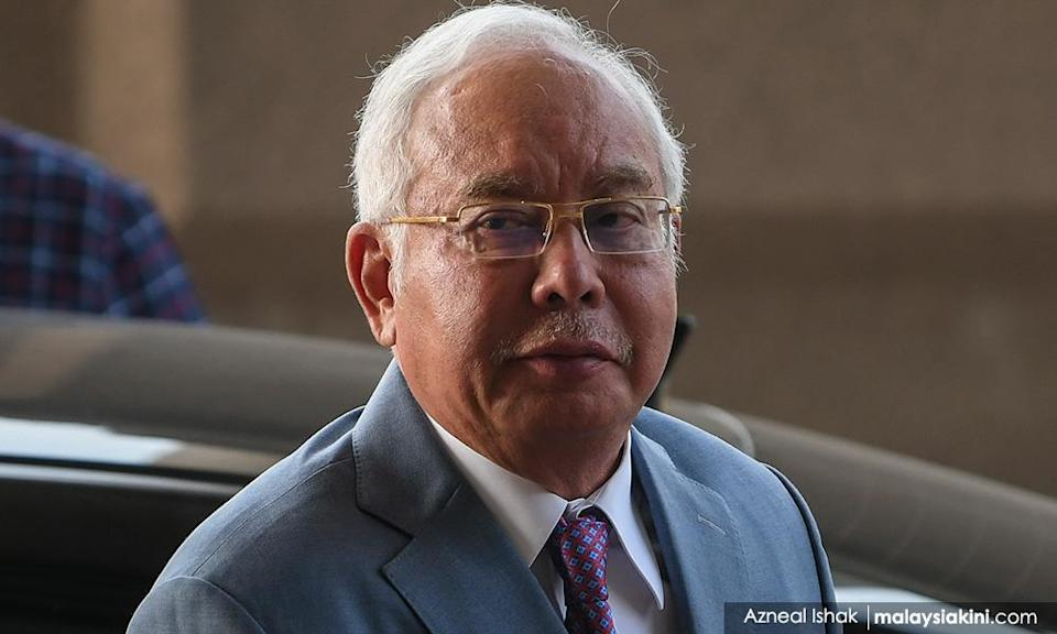 Najib's SRC appeal to begin on Feb 15 next year