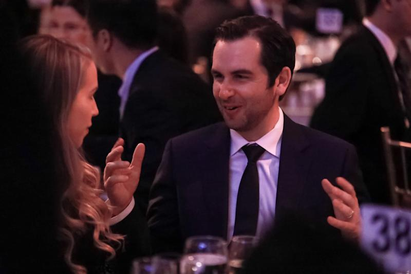 NEW YORK, NY - APRIL 9: Steven Fulop attends The Opportunity Network's 11th Annual Night of Opportunity Gala at Cipriani Wall Street on April 9, 2018 in New York City. (Photo by Gonzalo Marroquin/Patrick McMullan via Getty Images) *** Local Caption *** Steven Fulop
