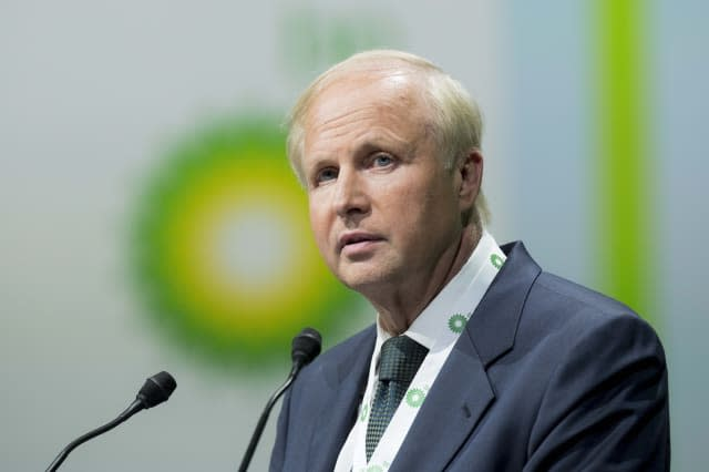 Oil Industry Chiefs Attend World Gas Conference