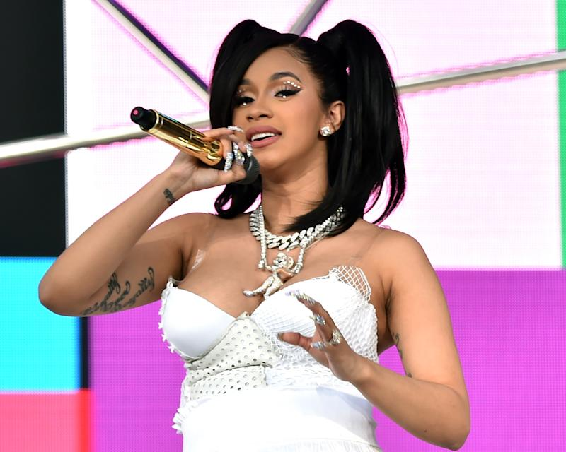 Cardi B Cancels Summer Tour Dates Due to Her Pregnancy