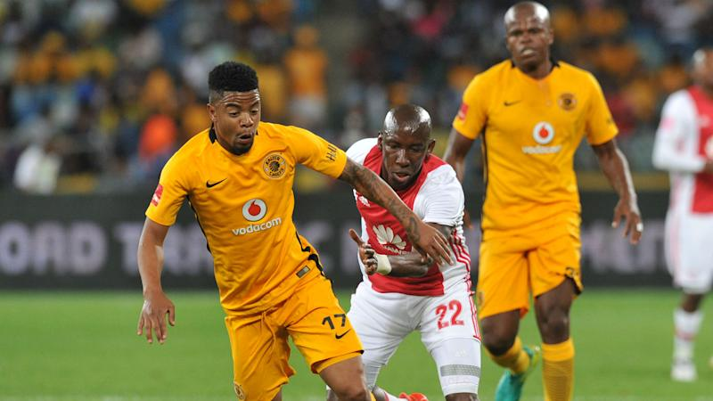 Kaizer Chiefs winger Lebese eager to continue his scoring run against SuperSport United