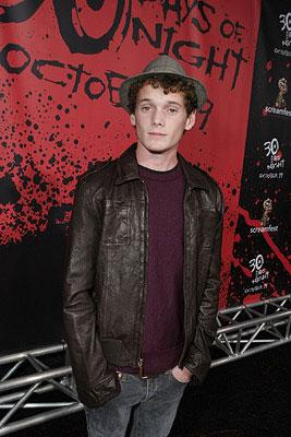 """Premiere: <a href=""""/movie/contributor/1804848614"""">Anton Yelchin</a> at the Los Angeles premiere of Columbia Pictures' <a href=""""/movie/1809740239/info"""">30 Days of Night</a> - 10/16/2007<br>Photo: <a href=""""http://www.wireimage.com"""">Eric Charbonneau, WireImage.com</a>"""