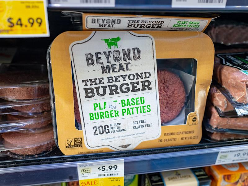 Plant-Based Meat Is Officially Mainstream