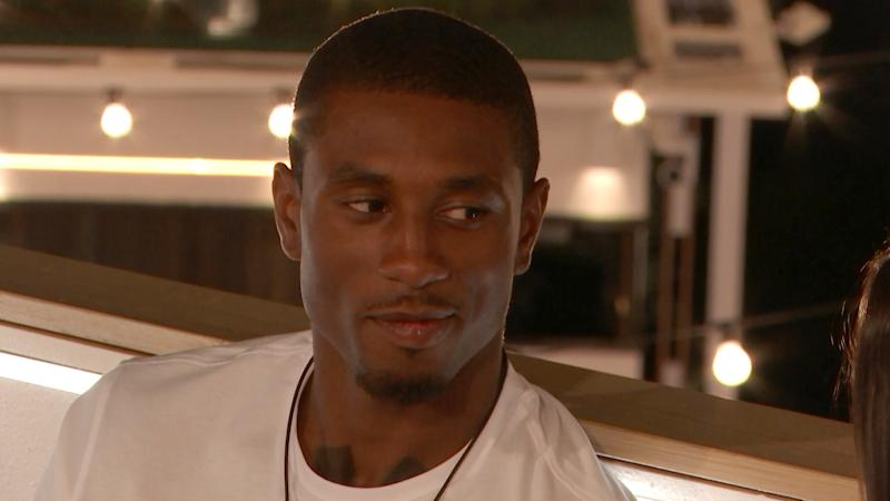 Ovie has been uncoupled for a while on Love Island (Credit: ITV2)