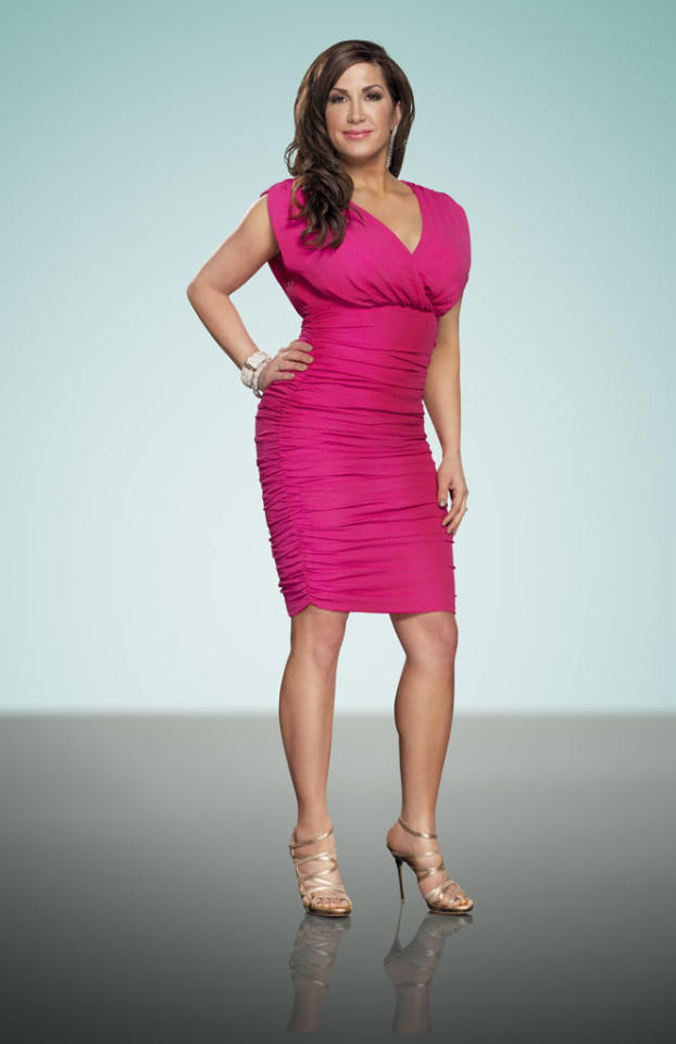 """Jacqueline Laurita in Season 5 of Bravo's """"The Real Housewives of New Jersey."""""""