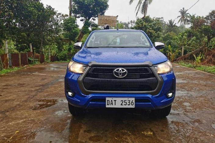 2020 Toyota Hilux G A/T