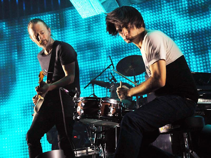 Radiohead are asserting copyright over a song they themselves were sued over: Getty