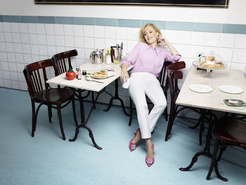 Gillian Anderson tapped to star in Dune London campaign