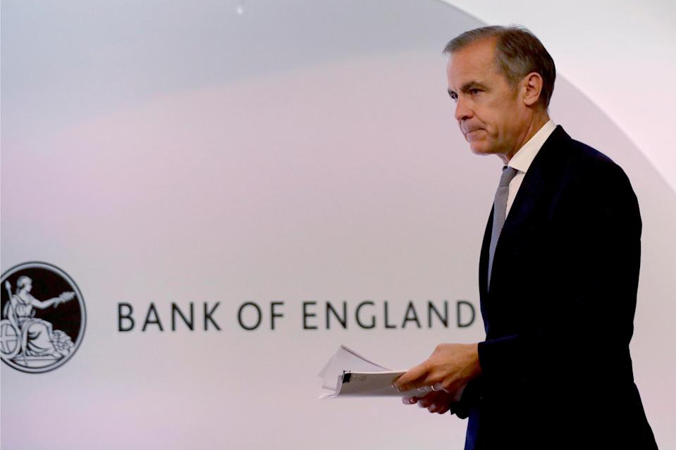 Mark Carney has been the Bank of England governor since 2013. Photo: Reuters