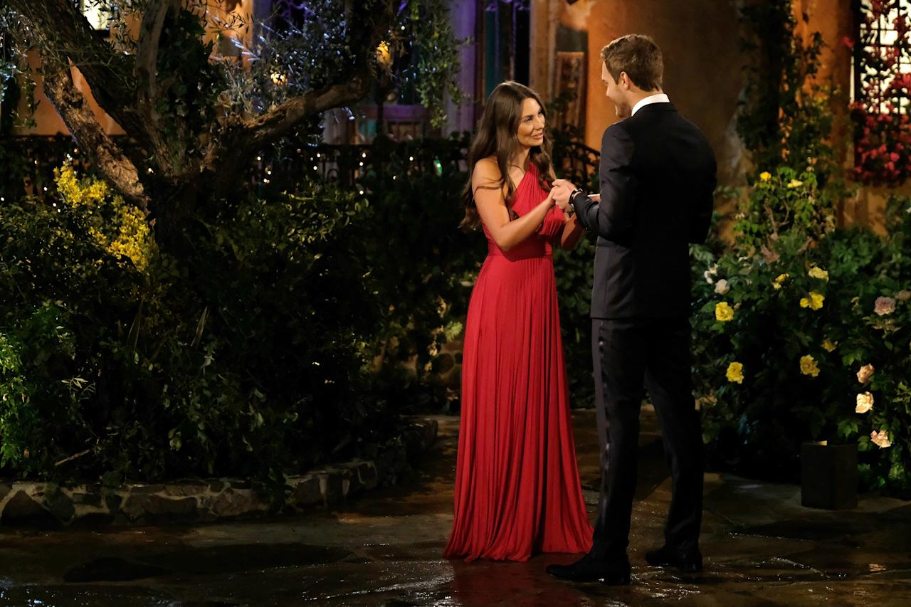 "With the kick-off of <a href=""https://people.com/tv/peter-weber-promises-spoiler-free-bachelor-finale/"">Peter Weber</a>'s season of <em>The Bachelor,</em> we were introduced to <a href=""https://people.com/tv/peter-weber-thanks-the-bachelor-ahead-of-premiere/"">30 women vying for the pilot's heart</a>. One of the contestants hoping to make her mark, 27-year-old Kelley Flanagan, admitted right off the bat that she had <a href=""https://people.com/tv/bachelor-contestant-kelley-flanagan-what-to-know/"">met Weber a month before</a>.   According to Flanagan, she was weighing her options about the reality series while at a friend's wedding when, as fate would have it, she spotted Pilot Pete himself at the same hotel for his 10-year high school reunion.  ""I didn't really want to do this at first. I kept saying there would be a sign from God to tell me if I should do this,"" she told Weber upon meeting him.  ""The hotel lobby … that's insane!"" a visibly pleased Weber replied. ""I'm so happy you're here.""  As she walked away, he added to the camera, ""I was hoping she'd come by."""