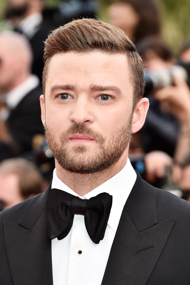 Beards, as sported by Justin Timberlake, are showing no sign of dying off(Getty Images)