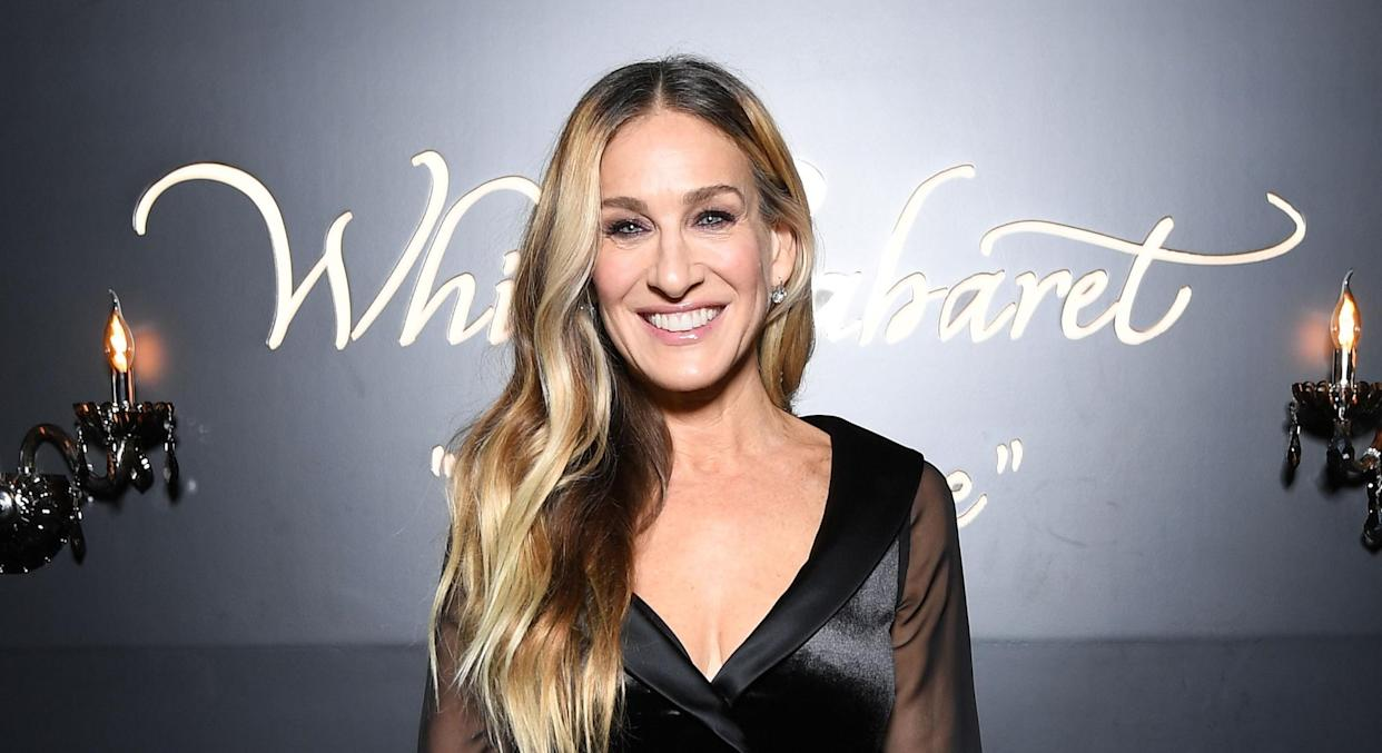 Sarah Jessica Parker has shared her many parental feelings as her son James prepares to leave school. (Getty Images)