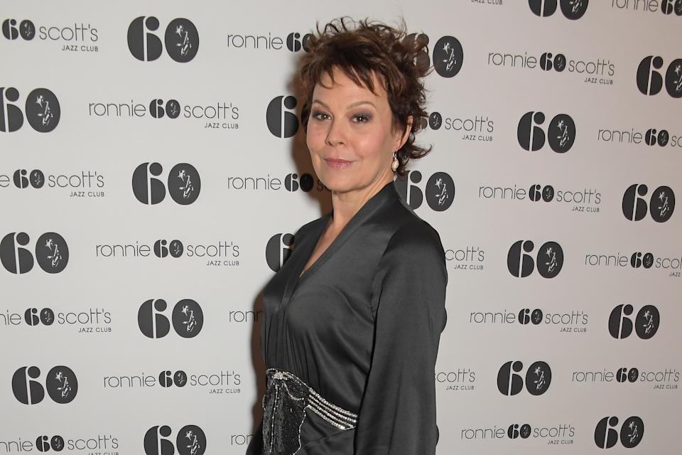LONDON, ENGLAND - OCTOBER 30:   Helen McCrory attends