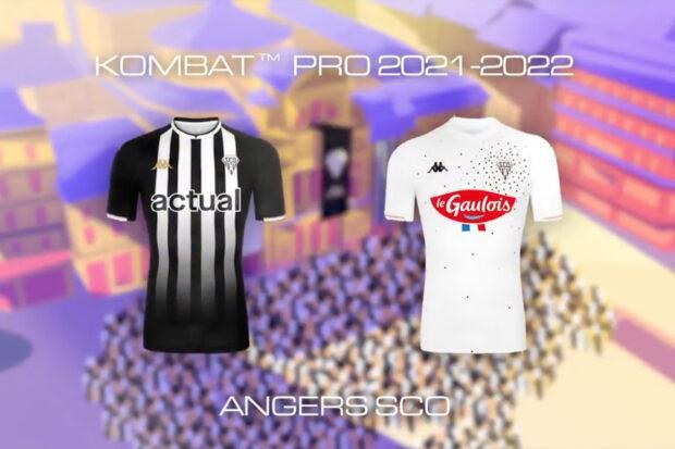Maillots Angers SCO