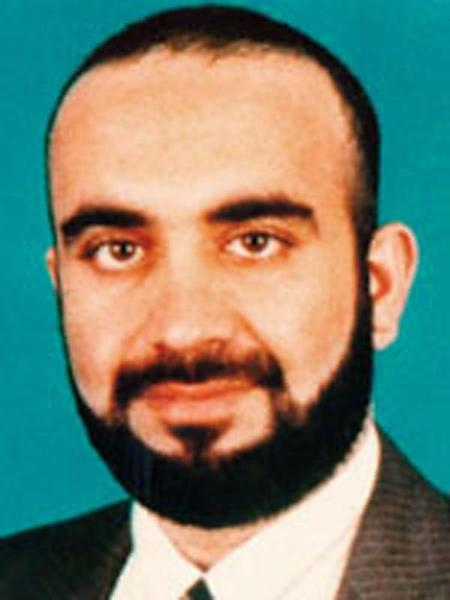 "An October, 2001 FBI phot shows Kuwaiti Khalid Sheikh Mohammed, one of the so-called ""9/11 Five"", whose legal case starts its next phase at Guantanamo Bay (AFP Photo/)"