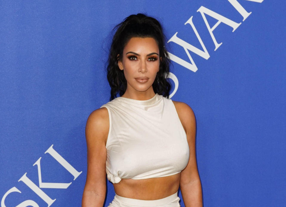 OCTOBER 11th 2020: Kim Kardashian West donates $1 million to The Armenia Fund amid the ongoing conflict with Azerbaijan. - File Photo by: zz/XPX/STAR MAX/IPx 2018 6/4/18 Kim Kardashian West at the 2018 CFDA Fashion Awards held at the Brooklyn Museum on June 4, 2018 in Brooklyn, New York City. (NYC)