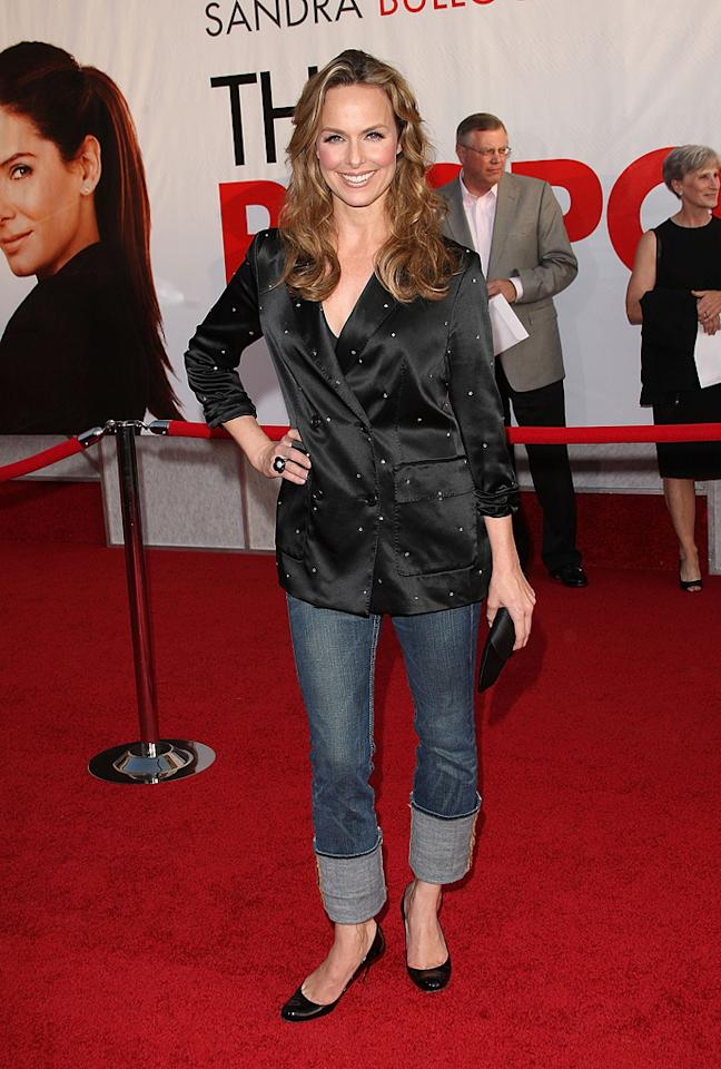 """<a href=""""http://movies.yahoo.com/movie/contributor/1800086580"""">Melora Hardin</a> at the Los Angeles premiere of <a href=""""http://movies.yahoo.com/movie/1810012112/info"""">The Proposal</a> - 06/01/2009"""