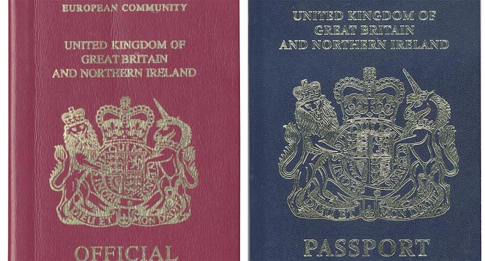 Fury as Franco-Dutch firm 'wins blue passport contract'