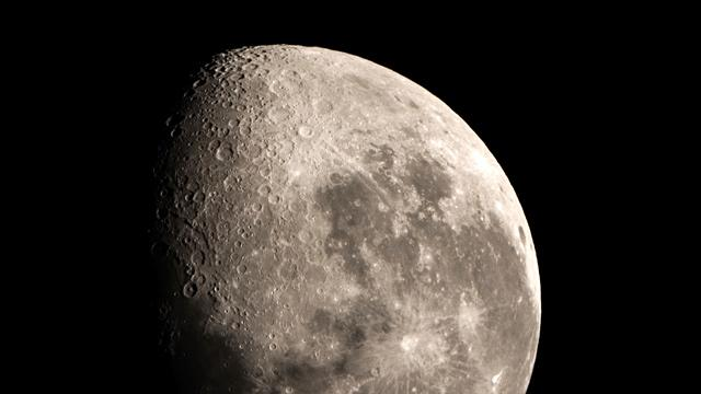 For Sale: Acre Lots on Moon With Earth View, $19.99