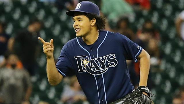 After finishing last in the AL East last season, the new-look Rays hope to take a big step forward in 2017