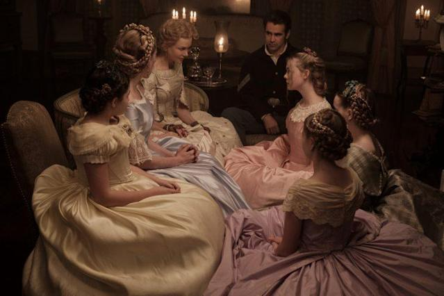 The women of <em>The Beguiled.</em> (Photo: Focus Features)